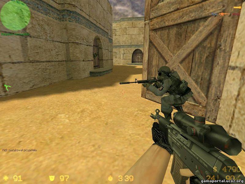XTCS COUNTER STRIKE 1 6 FINAL RELEASE 2011 СКАЧАТЬ БЕСПЛАТНО